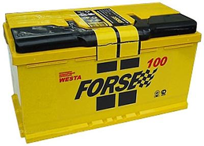 Аккумулятор Forse 100 R+