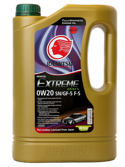 Масло моторное Idemitsu Extreme 0W-20