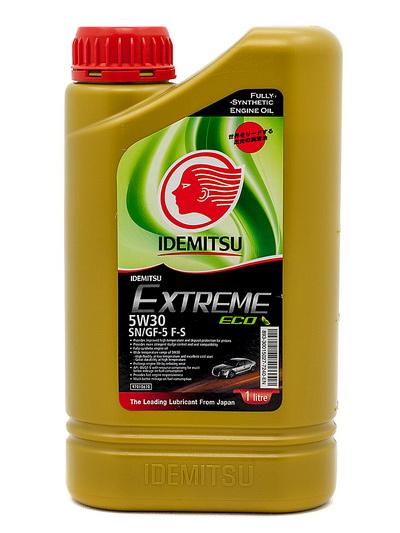 Масло моторное Idemitsu Exteme Eco 5W-30
