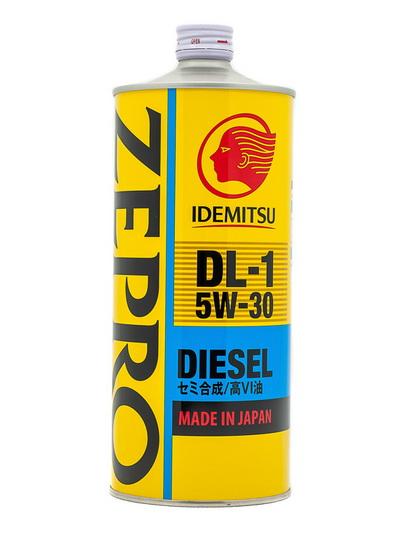 Масло моторное Idemitsu Zepro Diesel 5W-30 DL-1