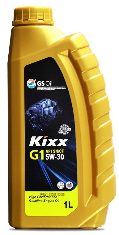 Масло моторное Kixx G1 5W-30
