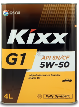 Масло моторное Kixx G1 5W-50