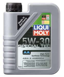 Масло моторное Liqui Moly Special Tec AA, 5W-30