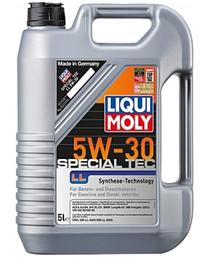 Масло моторное Liqui Moly Special Tec LL, 5W-30