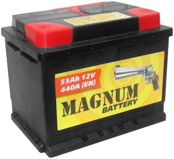 Аккумулятор Magnum 55 L+