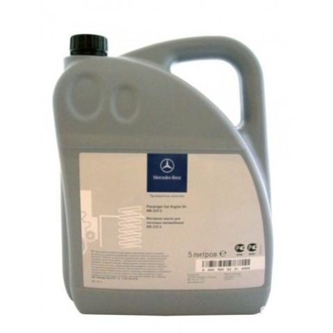 Масло моторное Mercedes-Benz PKW Motorenol 229.5, 5W-30