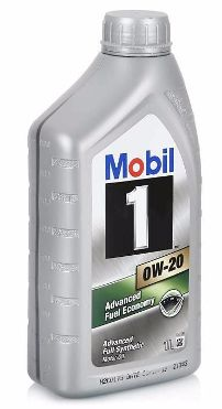 Масло моторное Mobil 1 Advanced Fuel Economy, 0W-20