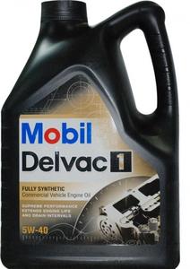 Масло моторное Mobil Delvac 1, 5W-40