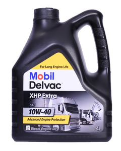 Масло моторное Mobil Delvac XHP Extra, 10W-40