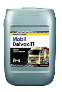 Масло моторное Mobil Delvac 1, 5W-40