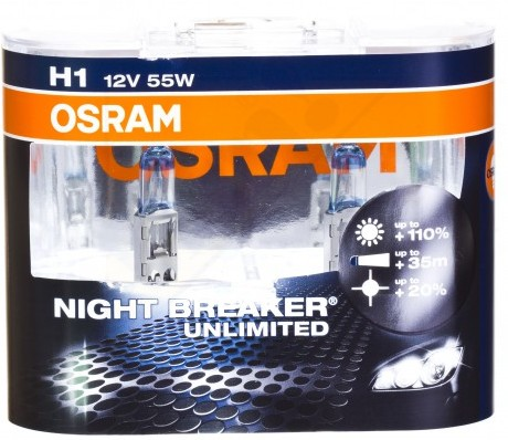 Osram Night Breaker Unlimited