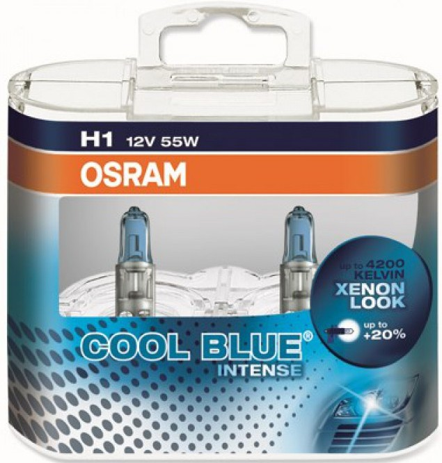 Osram Cool Blue Intense