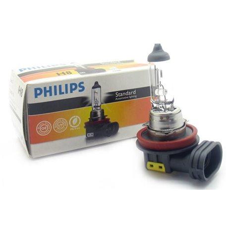 Лампа галогеновая Philips Standard H8, 12360C1