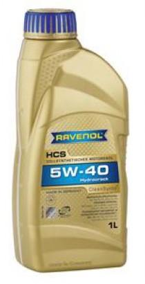 Масло моторное Ravenol HCS 5W-40