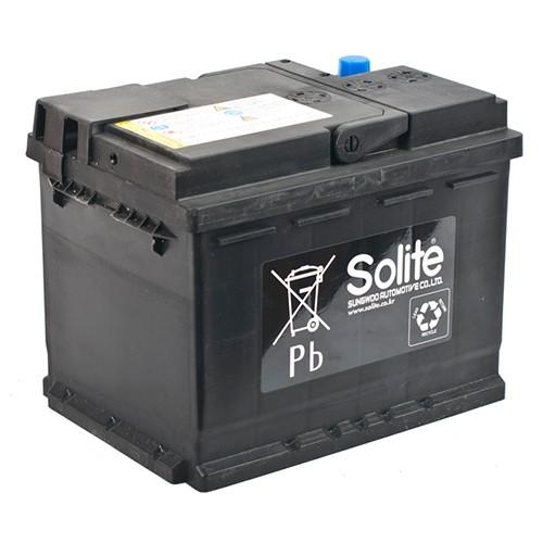 Аккумулятор Solite AGM60 R+