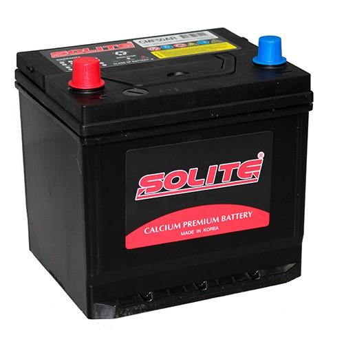 Аккумулятор Solite 50 L+