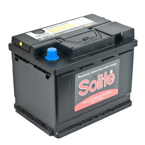 Аккумулятор Solite 55 R+