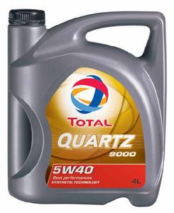 Масло моторное Total Quartz 9000 5W-40