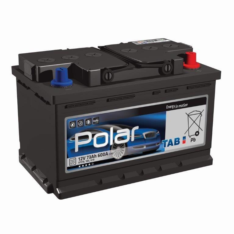Аккумулятор Tab Polar 73 R+