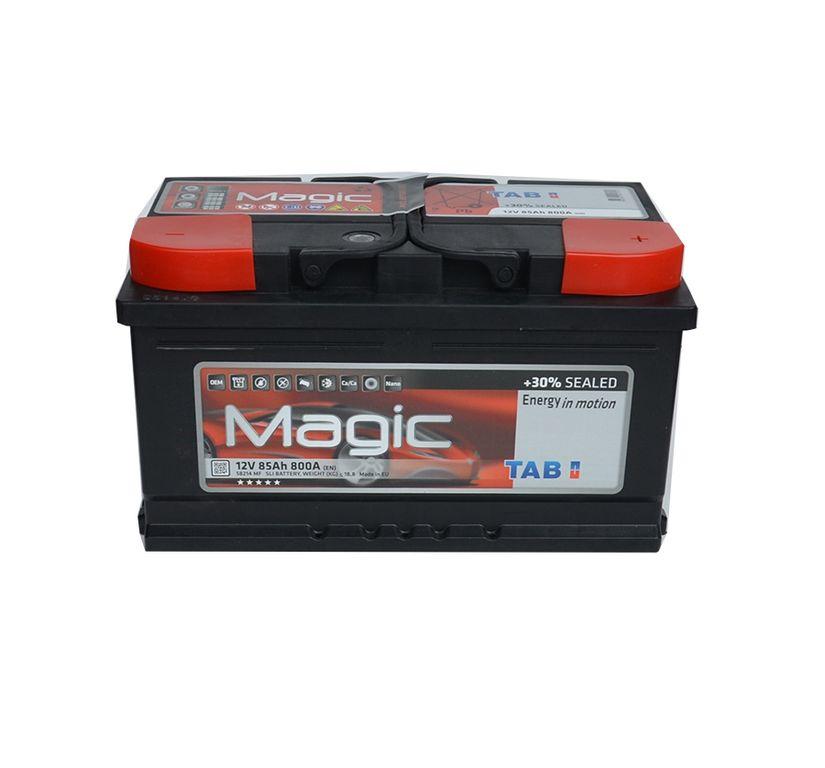 Аккумулятор TAB Magic 85 R+