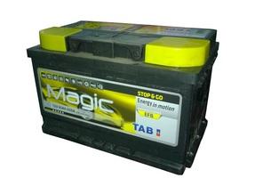 Аккумулятор TAB Magic STOP&GO 65 R+