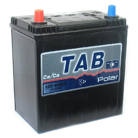 Аккумулятор автомобильный Tab Polar JIS 45 A/h, L+