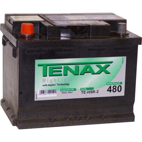 Аккумулятор TENAX HL 56 L+