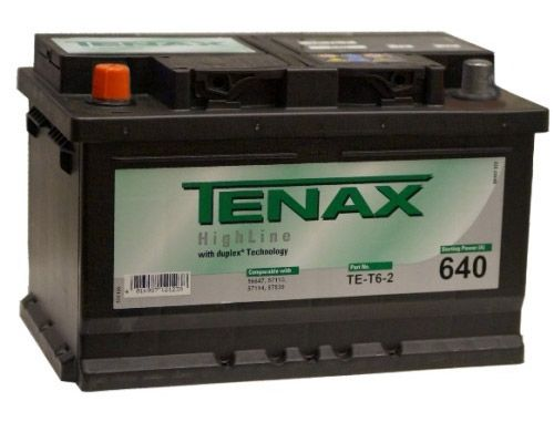 Аккумулятор TENAX HL 70 L+