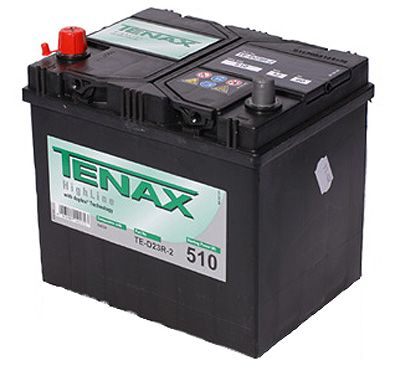 Аккумулятор TENAX HL Asia 68 L+
