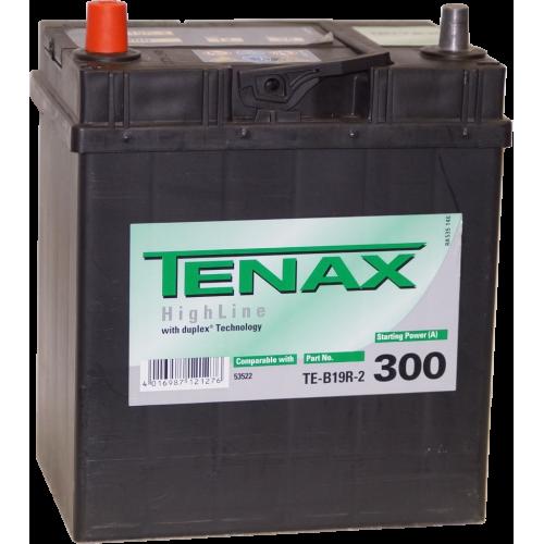 Аккумулятор TENAX HL Asia 35 L+
