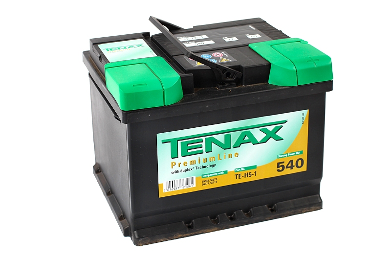Аккумулятор TENAX PL 60 R+