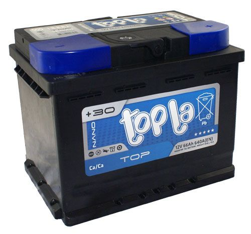 Аккумулятор Topla Top 66A, R+