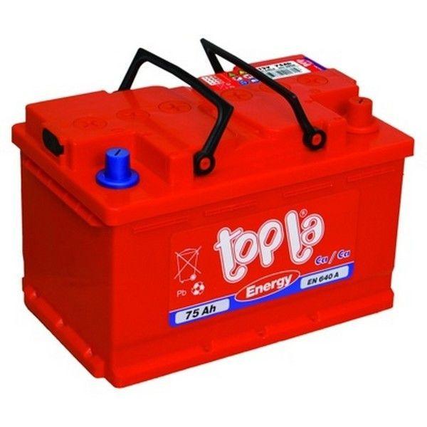 Аккумулятор Topla Energy 75A, R+
