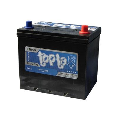 Аккумулятор автомобильный Topla Top JIS Asia 60A, R+