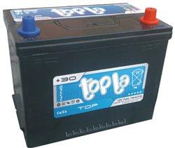Аккумулятор автомобильный Topla Top JIS Asia 75 R+