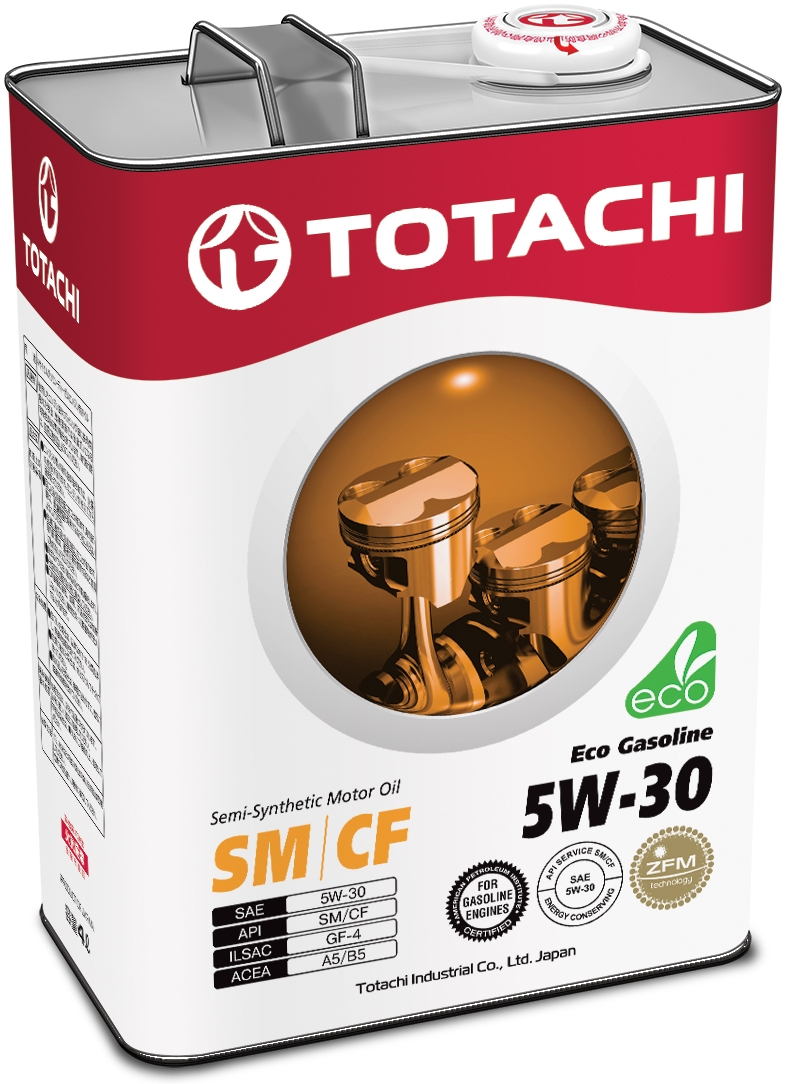 Totachi Eco Gasoline 5W-30