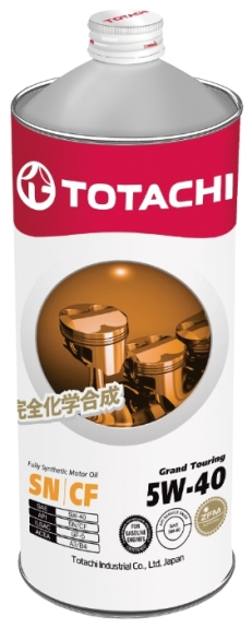Масло моторное Totachi Grand Touring 5W-40