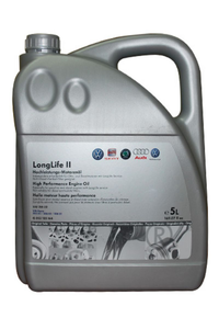 Масло моторное VAG Long Life II, 0W-30
