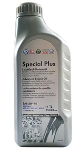 Масло моторное VAG Special Plus, 5W-40