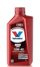 Масло моторное Valvoline MaxLife 10W-40