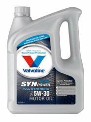 Масло моторное Valvoline SynPower 5W-30