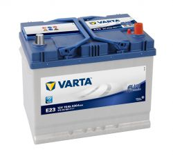 Аккумулятор Varta Blue Dynamic 70Ah 630A, R+ 570 412 063