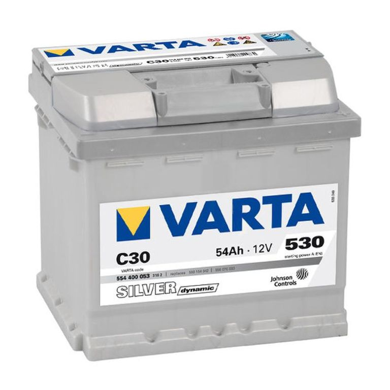 Аккумулятор Varta Silver 54 R+