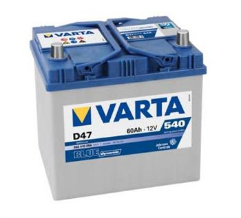Аккумулятор Varta Blue Dynamic Asia 60R+