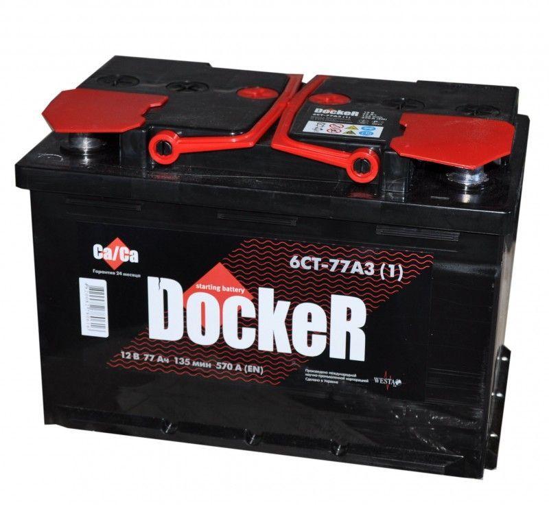 Аккумулятор Docker 77 R+
