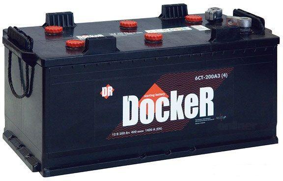 Аккумулятор Docker 200 L+