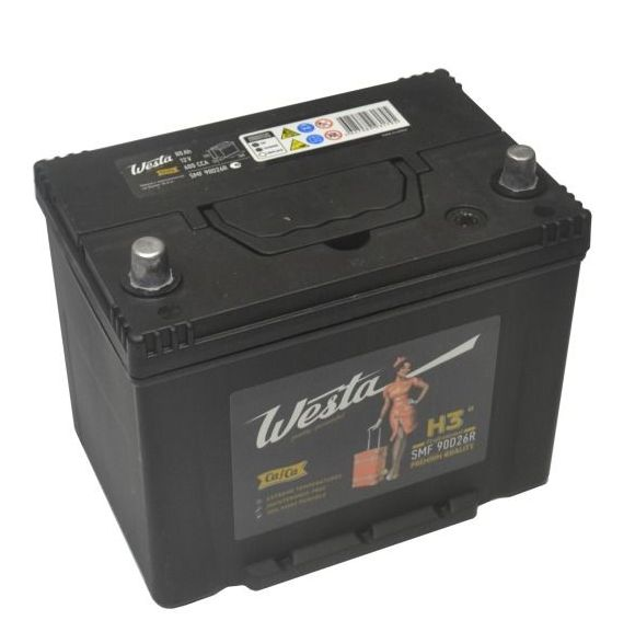Аккумулятор Westa Asia 80 R+