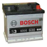 Аккумулятор Bosch S3 45A, R+ S3002