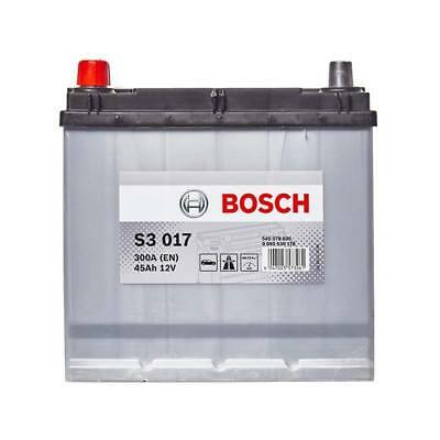 Аккумулятор Bosch S3 45A, L+ S3017