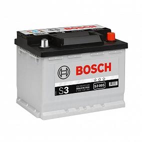 Аккумулятор Bosch S3 56A, R+ S3005